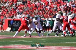 93 - USF vs. Houston 2018 - USF RB Jordan Cronkrite by Will Turner | SoFloBulls.com (5472x3648) - 0H8A9573