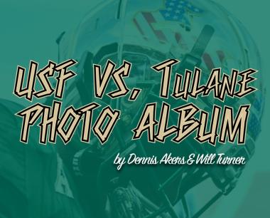 📌 USF vs. Tulane 2018 Football Photo Album | SoFloBulls.com