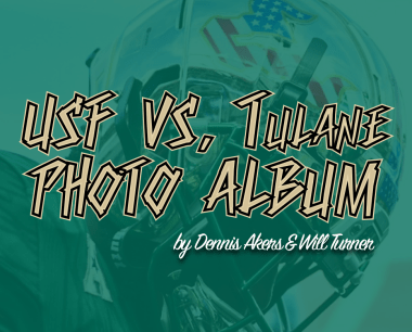 📌 USF vs. Tulane 2018 Football Photo Album | SoFloBulls.com