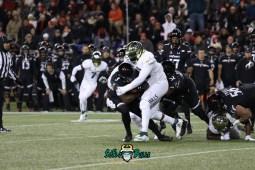 28 – USF vs. Cincinnati 2018 – USF DT Brandon Boyce by Will Turner – SoFloBulls.com – 0H8A1019
