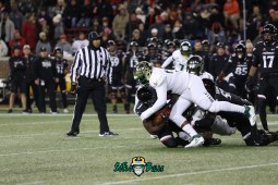 29 – USF vs. Cincinnati 2018 – USF DT Brandon Boyce by Will Turner – SoFloBulls.com – 0H8A1020