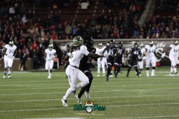 3 – USF vs. Cincinnati 2018 – USF WR Ryeshene Bronson by Will Turner – SoFloBulls.com – 0H8A0980