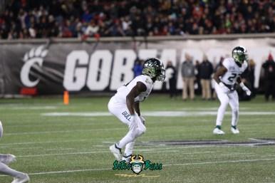 31 – USF vs. Cincinnati 2018 – USF DB Ronnie Hoggins by Will Turner – SoFloBulls.com – 0H8A1025