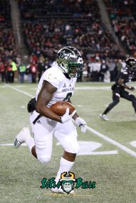 60 – USF vs. Cincinnati 2018 – USF WR Tyre McCants by Will Turner – SoFloBulls.com – 0H8A1123