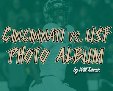📌 USF vs. Cincinnati 2018 Football Photo Album | SoFloBulls.com