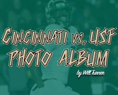 📌 USF vs. Cincinnati 2018 Football Photo Album | SoFloBulls.com