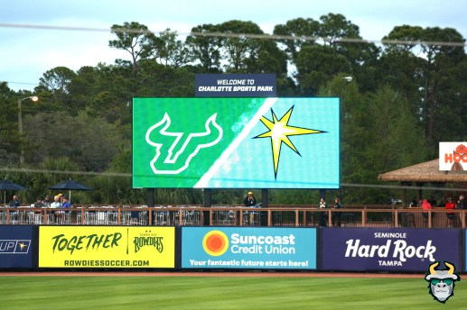 1 - South Florida Bulls vs. Tampa Bay Rays Baseball 2019 by Tim O'Brien | SoFloBulls.com (3888x2592)