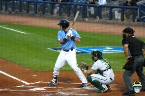 15 - South Florida Bulls vs. Tampa Bay Rays Baseball 2019 - C Tyler Dietrich by Tim O'Brien | SoFloBulls.com (3888x2592)