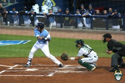 2 - South Florida Bulls vs. Tampa Bay Rays Baseball 2019 - C Tyler Dietrich by Tim O'Brien | SoFloBulls.com (3888x2592)