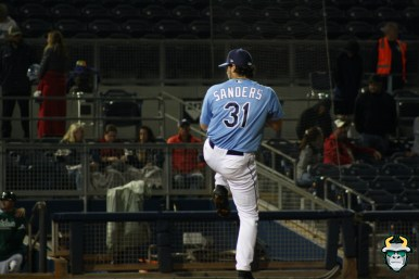 20 - South Florida Bulls vs. Tampa Bay Rays Baseball 2019 - Rays Pitcher by Tim O'Brien | SoFloBulls.com (3888x2592)