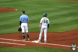 7 - South Florida Bulls vs. Tampa Bay Rays Baseball 2019 - C Tyler Dietrich by Tim O'Brien | SoFloBulls.com (3888x2592)