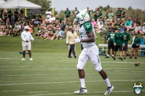24 - USF WR Randall St. Felix Spring Game 2019 by David Gold 0528 (6000x4000)
