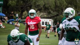 42 - USF QB Octavious Battle Spring Game 2019 by David Gold 0734 (6000x3375)
