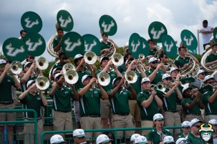 67 - USF Band Brass Section Spring Game 2019 by Matthew Manuri 1275 (6016x4016)