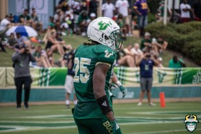 70 - USF DB Eugene Bowman Spring Game 2019 by David Gold 1016 (6000x4000)