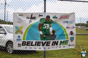 28 - 2019 Believe In Me Foundation Football Camp - Sign