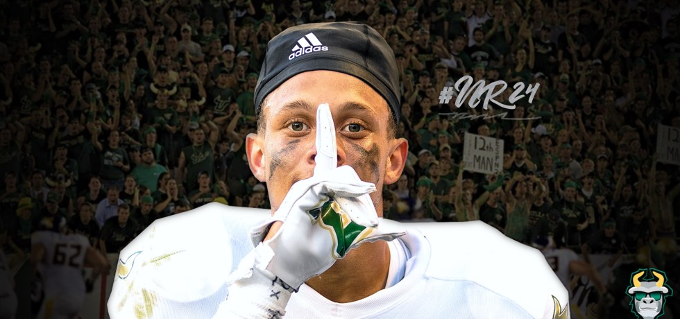 #NR24 USF DB Nick Roberts Highlights 2018 by Matthew Manuri | SoFloBulls.com