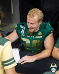 41 - USF P Trent Schneider 2019 by David Gold DRG03258