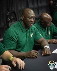 47 - USF Strength Coach Pat Moorer 2019 by David Gold DRG03315