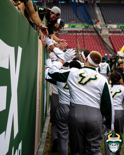 19 - USF vs S.C. State 2019 - H.O.T by David Gold DRG09385