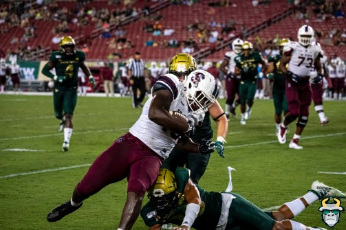 75 - USF vs S.C. State 2019 - Unknown by David Gold DRG01001