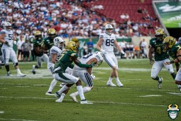 112 - BYU vs USF 2019 - Mike Hampton by David Gold - DRG01342