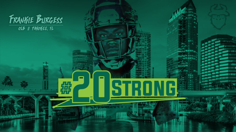 #20Strong SoFloBulls.com USF Fooball Recruiting Class of 2020 Coverage and Analysis by Mike Cusimano