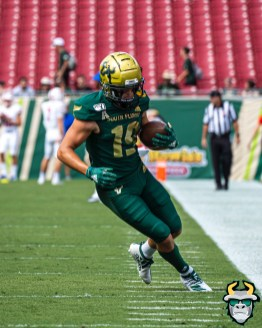 39 - SMU vs. USF 2019 - Bryce Miller by David Gold - DRG00168