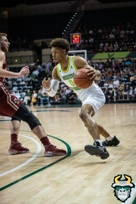14 - Boston College vs South Florida Men's Basketball 2019 - David Collins by David Gold - DRG08031