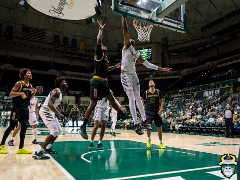 16 - St. Leo vs South Florida Men's Basketball 2019 - Michael Durr by David Gold - DRG02846