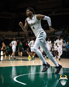 17 - St. Leo vs South Florida Men's Basketball 2019 - Michael Durr by David Gold - DRG02883