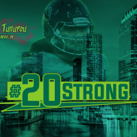 #20Strong DT Sione 'JT' Tuitupou SoFloBulls.com USF Fooball Recruiting Class of 2020 Coverage and Analysis by Mike Cusimano