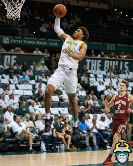 21 - Boston College vs South Florida Men's Basketball 2019 - David Collins by David Gold - DRG08427
