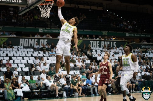 22 - Boston College vs South Florida Men's Basketball 2019 - David Collins by David Gold - DRG08428