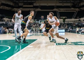 24 - St. Leo vs South Florida Men's Basketball 2019 - David Collins by David Gold - DRG03048