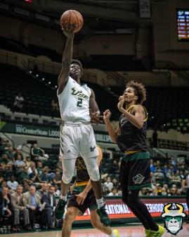 30 - St. Leo vs South Florida Men's Basketball 2019 - Ezacuras Dawson by David Gold - DRG03201