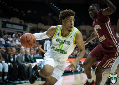 33 - Boston College vs South Florida Men's Basketball 2019 - David Collins by David Gold - DRG08744