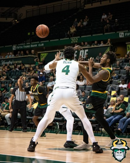 5 - St. Leo vs South Florida Men's Basketball 2019 - Michael Durr by David Gold - DRG02652