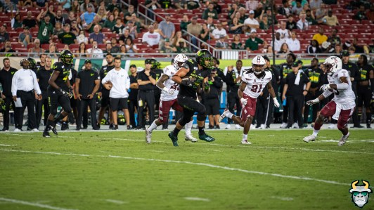 61 - Temple vs. USF 2019 - Mitchell Wilcox by David Gold - DRG06060