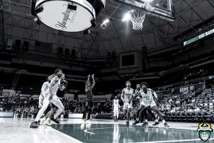 9 - St. Leo vs South Florida Men's Basketball 2019 - B.J. Mack David Collins by David Gold - DRG02709