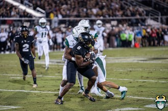 59 - USF vs. UCF 2019 - Antonio Grier Nick Roberts Adrian Killins by David Gold - DRG06119
