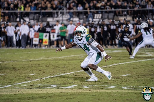 61 - USF vs. UCF 2019 - Antonio Grier by David Gold - DRG06159