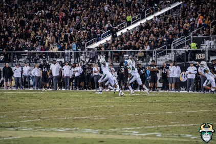 65 - USF vs. UCF 2019 - Antonio Grier Kirk Livingstone Nick Roberts by David Gold - DRG06260