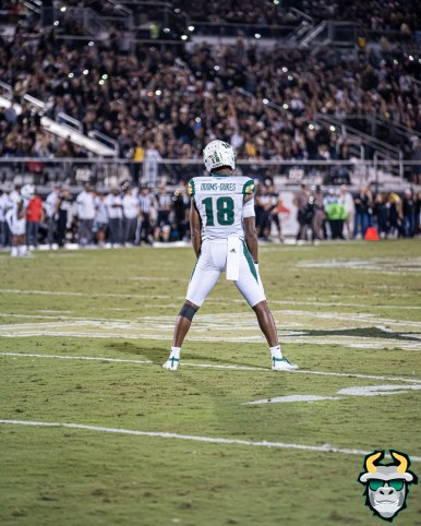 71 - USF vs. UCF 2019 - DeVontres Dukes by David Gold - DRG06409