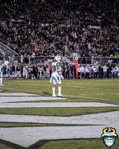 77 - USF vs. UCF 2019 - Bentlee Sanders by David Gold - DRG06532
