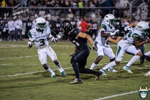 83 - USF vs. UCF 2019 - Vincent Davis Jr Tre Nixon by David Gold - DRG06677