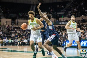 11 - UConn vs. South Florida Men's Basketball 2020 - David Collins - DRG08643