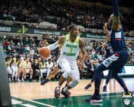18 - UConn vs. South Florida Men's Basketball 2020 - Laquincy Rideau - DRG08867