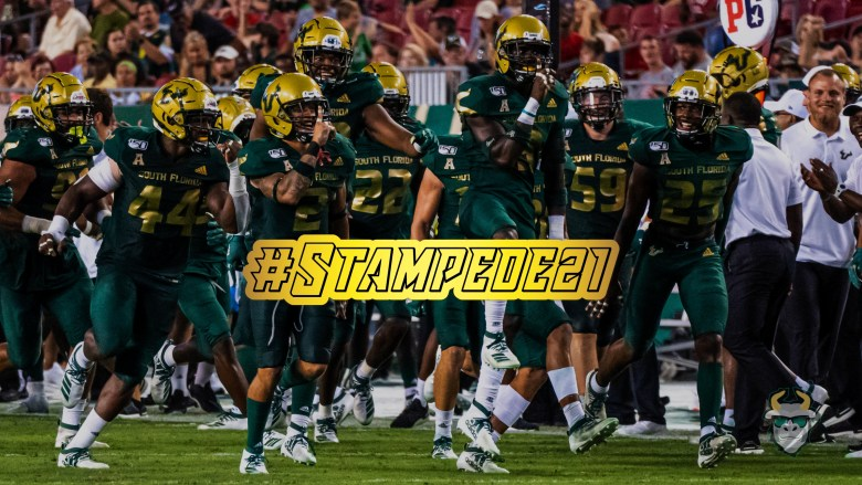#Stampede21 USF Bulls Football Recruiting Class of 2021 on SoFloBulls.com by Mike Cusimano