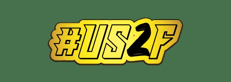 #US2F 2020 United Start 2 Finish USF Football Logo